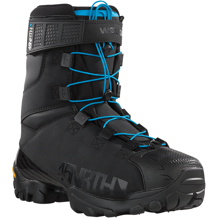 45N Extreme Winter Fat Biking Double Boot