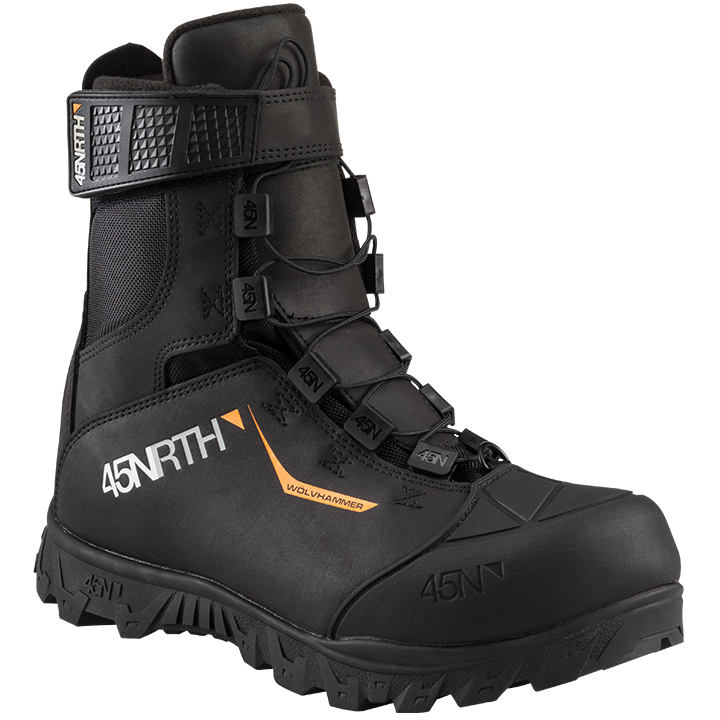 45N Fatbiking - Communting Cycling Boot