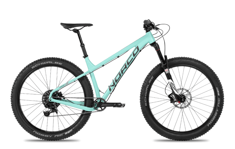 2016 Norco Torrent 7.1 Trail Plus/Semi Fat