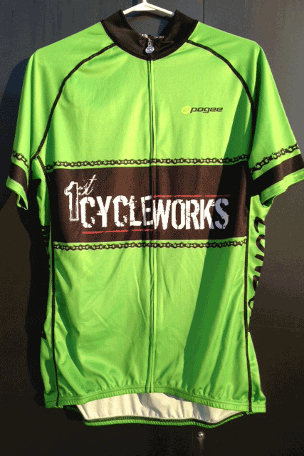 Short Sleeve First Cycleworks Jersey