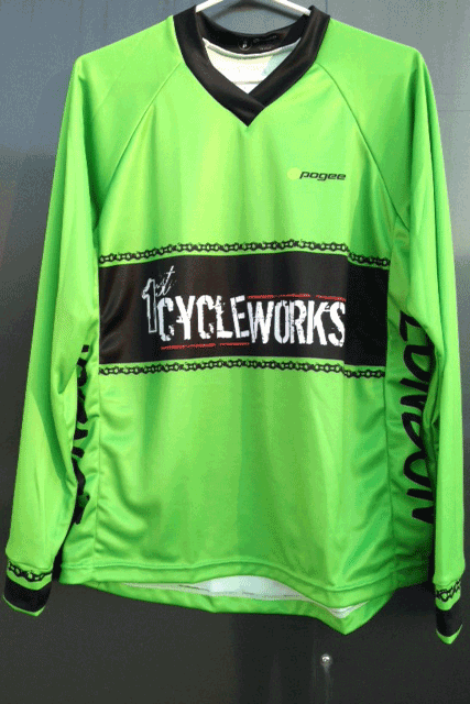Long Sleeve First Cycleworks Jersey